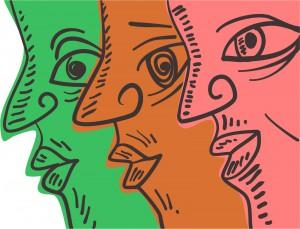 doodle-faces